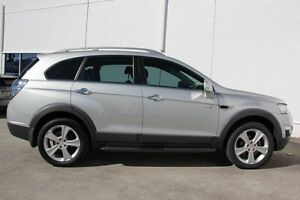 2013 Holden Captiva CG MY13 Silver 6 Speed Sports Automatic Wagon Currimundi Caloundra Area Preview