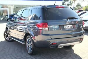 2011 Ford Territory SZ Titanium (4x4) Charcoal 6 Speed Automatic Wagon Zetland Inner Sydney Preview
