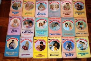 Wanted : Sweet Valley High and Sweet Valley Twins Books