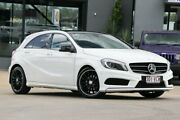 2014 Mercedes-Benz A180 W176 D-CT White 7 Speed Sports Automatic Dual Clutch Hatchback Moorooka Brisbane South West Preview