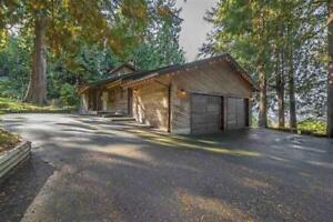 Rare almost half acre property on Promontory.