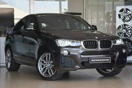 2017 BMW X4 F26 xDrive20d Coupe Steptronic Grey 8 Speed Automatic Wagon Darra Brisbane South West Preview