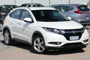 2015 Honda HR-V MY15 VTi-S White 1 Speed Constant Variable Hatchback Ferntree Gully Knox Area Preview