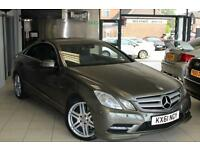 2011 61 MERCEDES-BENZ E CLASS 2.1 E250 CDI BLUEEFFICIENCY SPORT ED125 AUTO 201