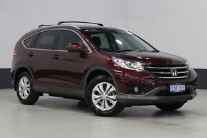 2013 Honda CR-V 30 VTi-S (4x4) White 5 Speed Automatic Wagon Bentley Canning Area Preview