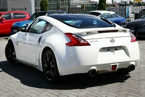 2014 Nissan 370Z Z34 MY14 White 7 Speed Sports Automatic Coupe Osborne Park Stirling Area Preview