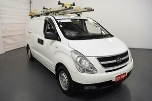 2012 Hyundai iLOAD TQ MY11 White 5 Speed Automatic Van Moorabbin Kingston Area Preview