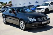 2006 Mercedes-Benz CLK280 C209 MY07 Avantgarde Black 7 Speed Automatic Coupe Seaford Frankston Area Preview