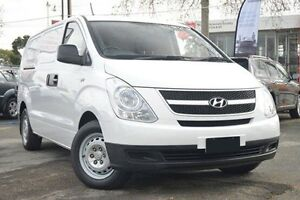 2012 Hyundai iLOAD TQ2-V MY13 White 5 Speed Automatic Van Hillcrest Port Adelaide Area Preview