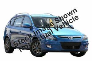 2011 Hyundai i30 FD MY11 CW SLX 1.6 CRDi Silver 4 Speed Automatic Wagon Wyong Wyong Area Preview
