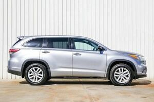 2015 Toyota Kluger GSU55R GX AWD Silver 6 Speed Sports Automatic Wagon Willetton Canning Area Preview