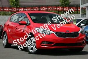 2016 Kia Cerato YD MY16 S Racing Red 6 Speed Manual Hatchback Port Macquarie Port Macquarie City Preview