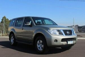 2011 Nissan Pathfinder R51 MY10 ST Grey 5 Speed Sports Automatic Wagon Devonport Devonport Area Preview