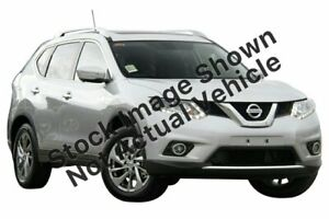 2017 Nissan X-Trail T32 Ti X-tronic 4WD Silver 7 Speed Constant Variable Wagon South Melbourne Port Phillip Preview