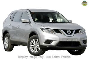 2016 Nissan X-Trail T32 ST X-tronic 2WD Brilliant Silver 7 Speed Constant Variable Wagon Wangara Wanneroo Area Preview