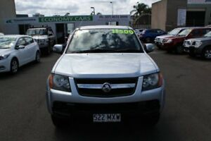 2010 Holden Colorado RC MY10 LX Space Cab Silver 4 Speed Automatic Utility