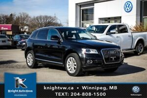 2013 Audi Q5 Quattro AWD w/ Nav/Sunroof/Leather