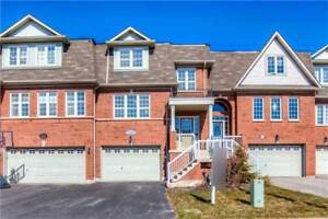3 Bdrm Freehold Townhouse, Hrdwd Flrs T/O, Fin W/O Bsmnt