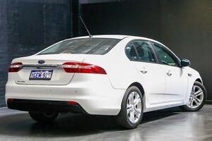 2015 Ford Falcon FG X White 6 Speed Sports Automatic Sedan Northbridge Perth City Area Preview