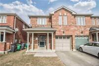 Absolutely Beautiful 3+1 Bed & 4 Bath Semi-Detached