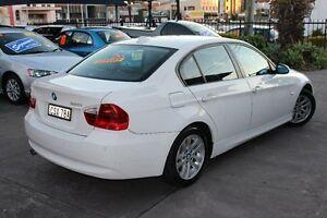 2008 BMW 320i E90 08 Upgrade Executive White 6 Speed Steptronic Sedan Hamilton Newcastle Area Preview