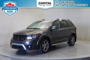 2017 Dodge Journey Crossroad AWD **New Arrival**