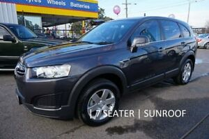 2014 Holden Captiva CG MY14 7 LS Smokey Eye 6 Speed Sports Automatic Wagon Dandenong Greater Dandenong Preview