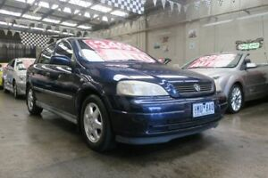 1999 Holden Astra TS CD Olympic Edition 4 Speed Automatic Hatchback Mordialloc Kingston Area Preview