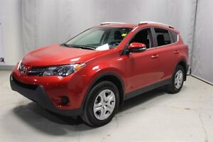 2015 Toyota RAV4 AWD LE Back-up Cam,  Bluetooth,  A/C,