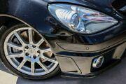2009 Mercedes-Benz SLK350 Black Automatic Roadster Bentleigh Glen Eira Area Preview
