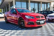 2014 Holden Special Vehicles Maloo GEN-F MY14 R8 Red 6 Speed Manual Utility Alfred Cove Melville Area Preview