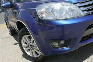 2008 Ford Escape ZC XLT Blue 4 Speed Automatic Wagon Wolli Creek Rockdale Area Preview