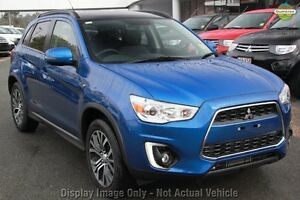 2016 Mitsubishi ASX XB MY15.5 XLS Lightning Blue 6 Speed Sports Automatic Wagon Wilson Canning Area Preview