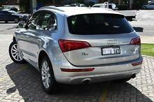 2011 Audi Q5  Silver Sports Automatic Dual Clutch Wagon St James Victoria Park Area Preview