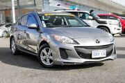 2012 Mazda 3 BL10F2 MY13 Neo Activematic Silver 5 Speed Sports Automatic Sedan Cannington Canning Area Preview