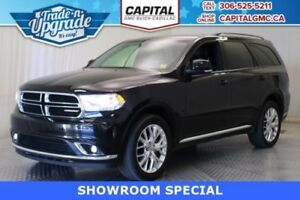 2016 Dodge Durango Limited AWD*Leather-Sunroof-Navigation-DVD-3r