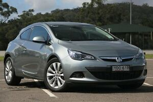 2015 Holden Astra PJ MY15.5 GTC Silver 6 Speed Automatic Hatchback West Gosford Gosford Area Preview