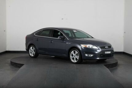 2011 Ford Mondeo MC Zetec Grey 6 Speed Automatic Hatchback Greenacre Bankstown Area Preview