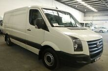 2011 Volkswagen Crafter  White 6 Speed Manual Smithfield Parramatta Area Preview