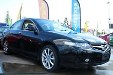2007 Honda Accord Euro CL MY2007 Luxury Black 5 Speed Automatic Sedan Greenslopes Brisbane South West Preview