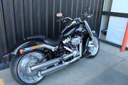2018 Harley-Davidson Flfbs FAT BOY 1800CC Cruiser 1868cc Nerang Gold Coast West Preview