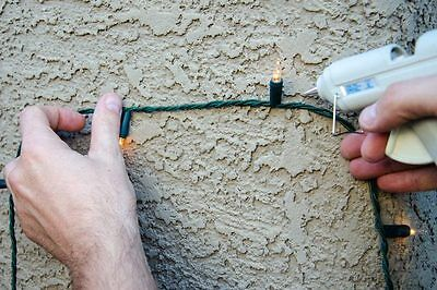 How To Hang Christmas Lights On Brick Houses Ebay