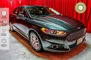 2016 Ford Fusion LEATHER! NAVI! ECO BOOST!