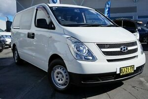 2011 Hyundai iLOAD TQ-V White 5 Speed Manual Van Pearce Woden Valley Preview