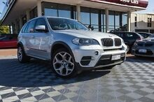 2011 BMW X5 E70 MY11 xDrive35i Steptronic Silver 8 Speed Sports Automatic Wagon Alfred Cove Melville Area Preview