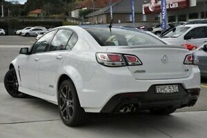 2016 Holden Commodore VF II MY16 SS V Redline White 6 Speed Manual Sedan Pennant Hills Hornsby Area Preview