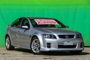 2010 Holden Commodore VE MY10 SV6 Silver 6 Speed Sports Automatic Sedan Ringwood East Maroondah Area Preview