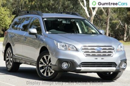 2017 Subaru Outback B6A MY17 2.5i CVT AWD Ice Silver 6 Speed Constant Variable Wagon Wangara Wanneroo Area Preview