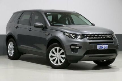 2016 Land Rover Discovery Sport LC MY16 SD4 SE Corris Grey 9 Speed Automatic Wagon Bentley Canning Area Preview