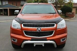 2014 Holden Colorado RG MY14 LTZ Crew Cab Orange 6 Speed Sports Automatic Utility Adelaide CBD Adelaide City Preview